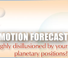 Planetary Motion Forecast